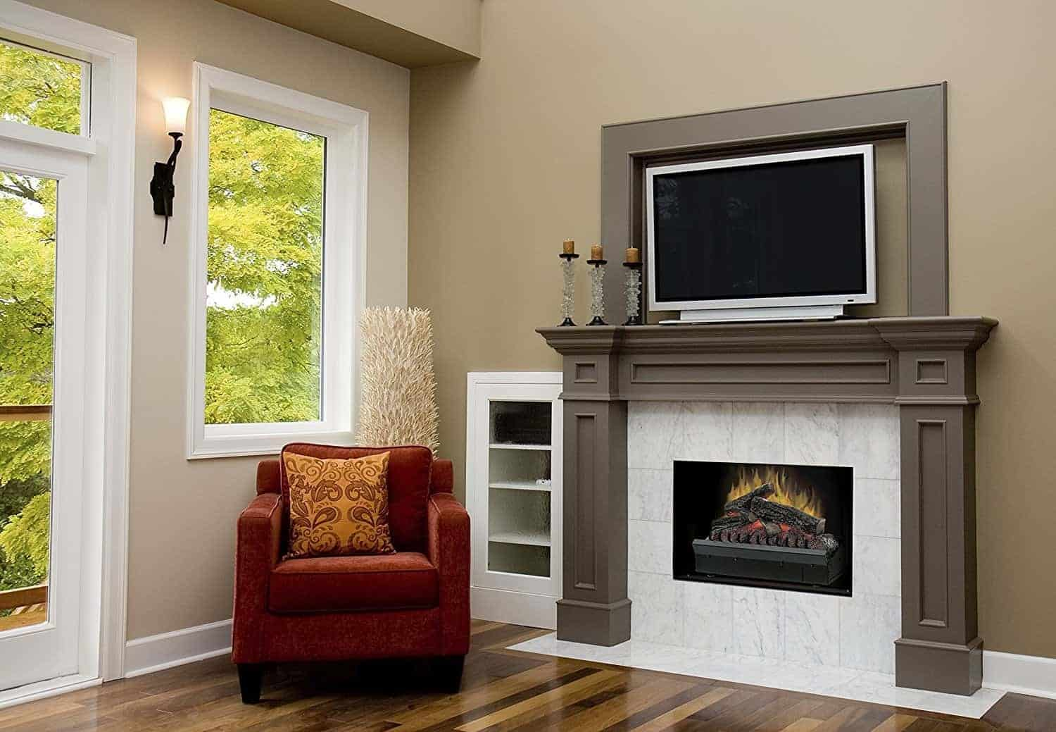 What S The Best Electric Fireplace Insert To Buy In 2019