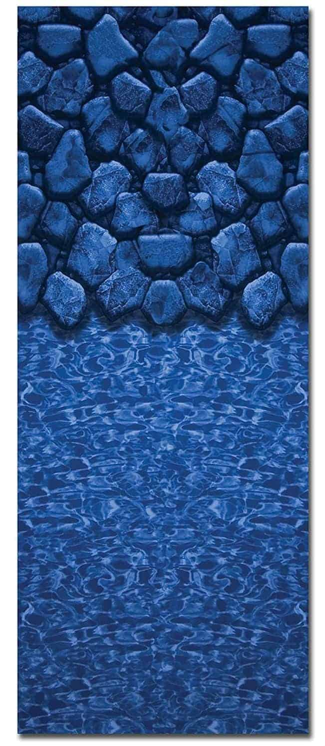In The Swim 24-ft. Round Overlap Above Ground Pool Liner