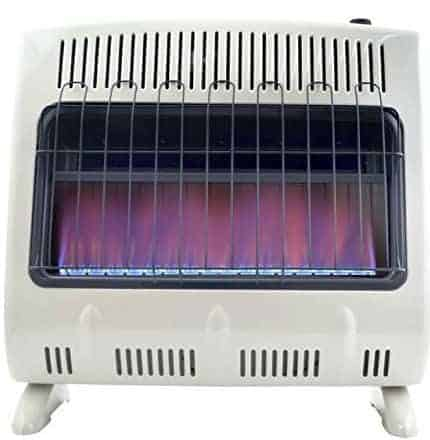 Mr. Heater 30,000 BTU Vent Free Blue Flame Natural Gas Heater