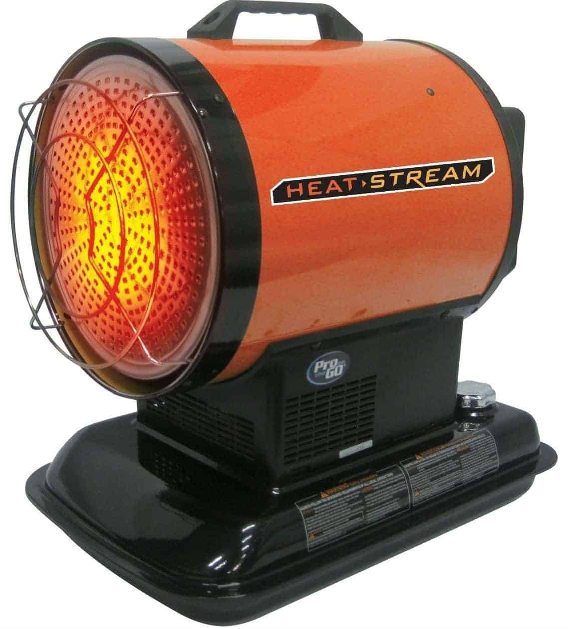 """Pro-Temp 70,000 BTU Kerosene Radiant """"Sun Stream"""" Heater"""