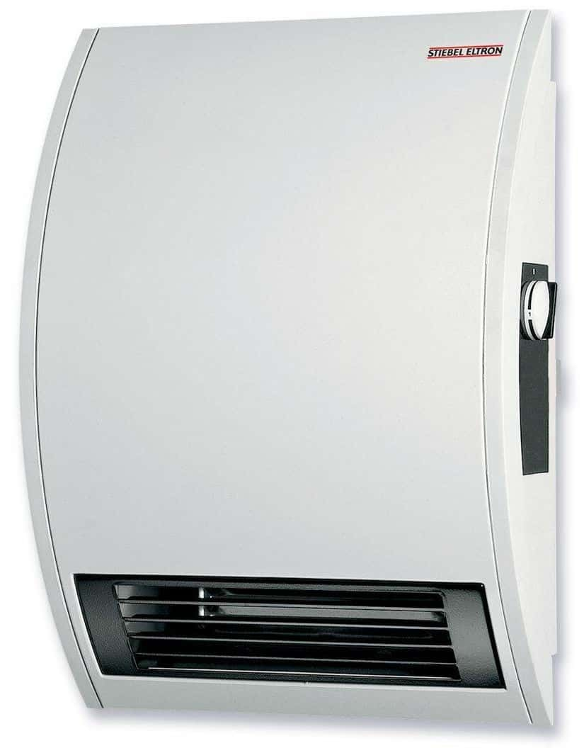 Stiebel Eltron CK 15E 120-Volt 1500-Watts Wall Mounted Bathroom Heater