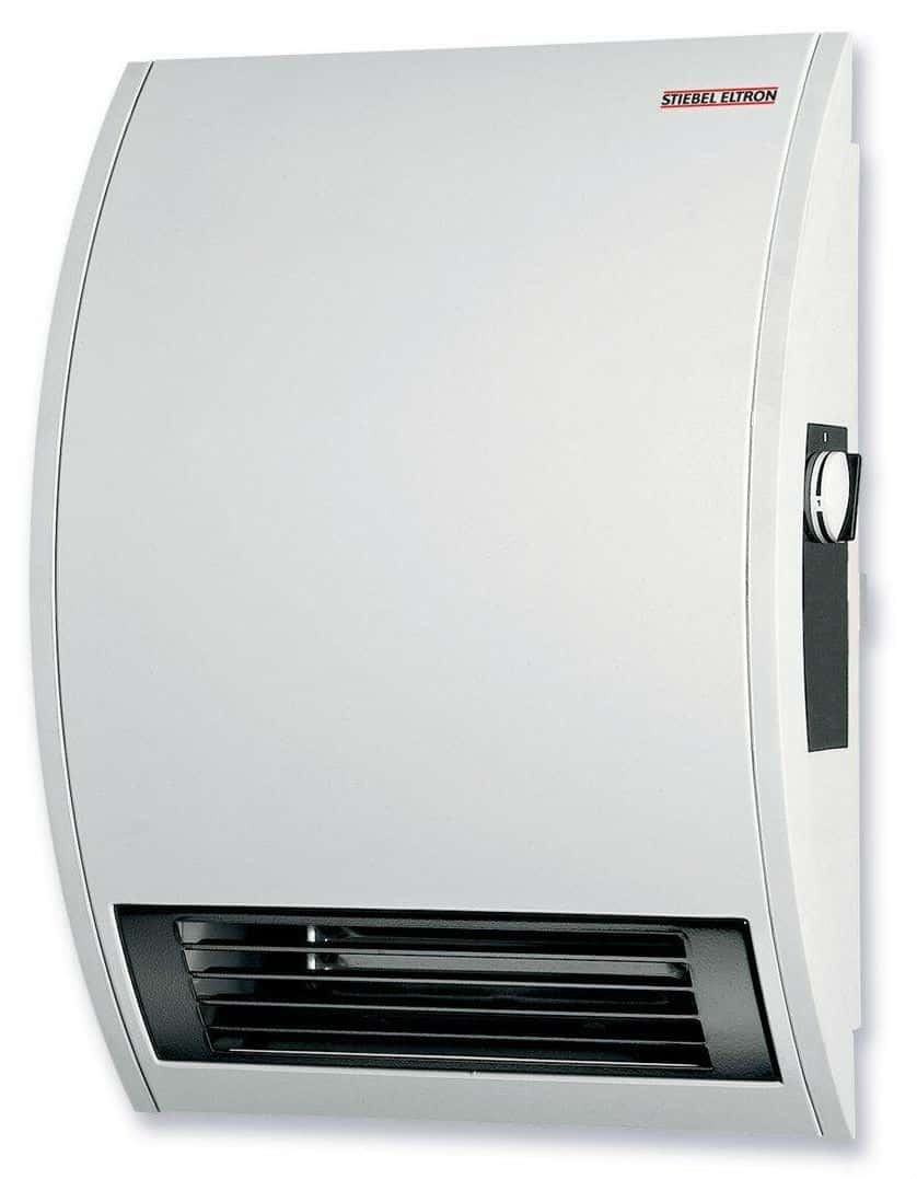 Stiebel Eltron CK 15E 120-Volt 1500-Watts Wall Mounted Electric Fan Heater