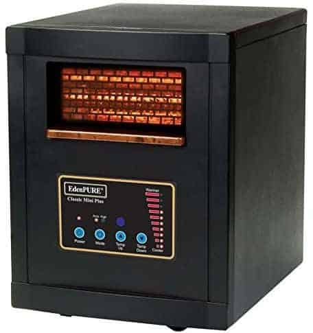 EdenPURE Classic Mini Plus Infrared Heater