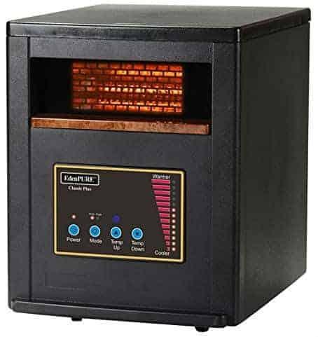 EdenPURE Classic Plus Infrared Heater