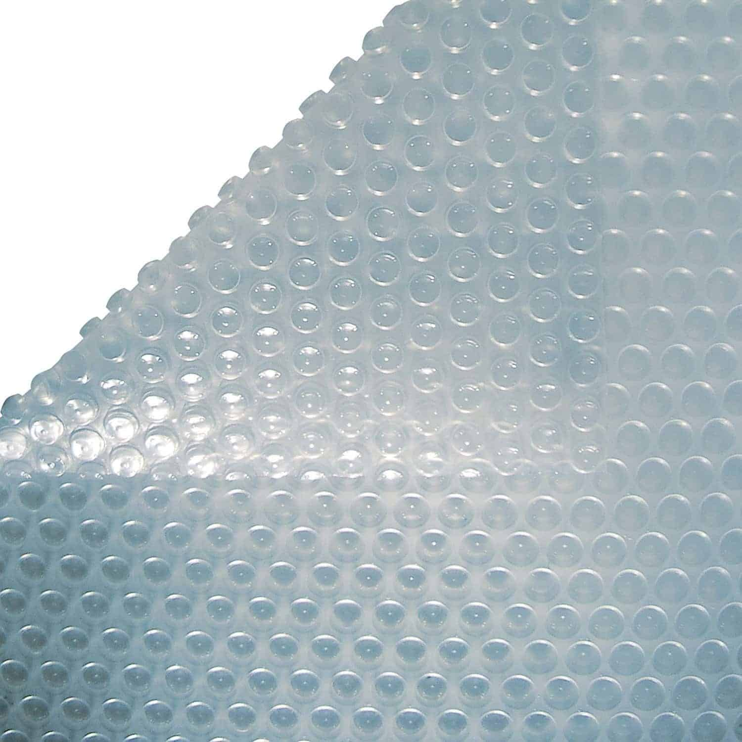 Harris 18 ft x 36 ft Rectangle Solar Cover - Clear - 16 Mil