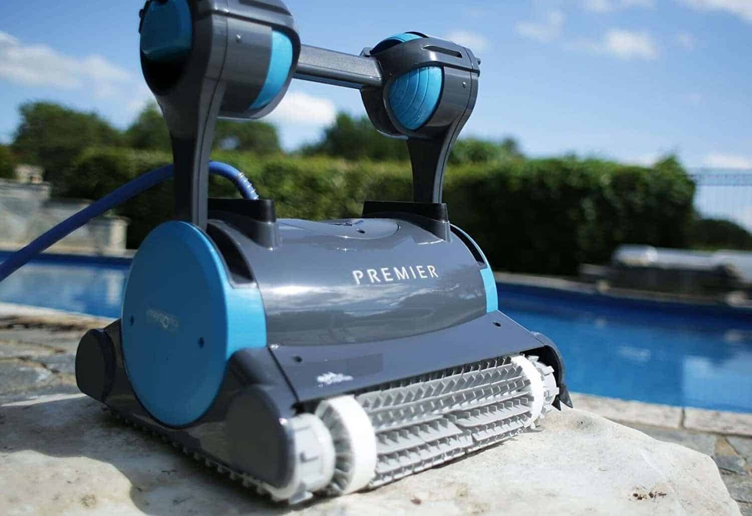 Premier Dolphin Premier Robotic In-Ground Pool Cleaner