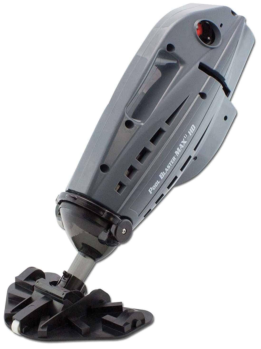 Water Tech Pool Blaster Max Li HD Manual Handheld Cordless Pool and Spa Vacuum Cleaner