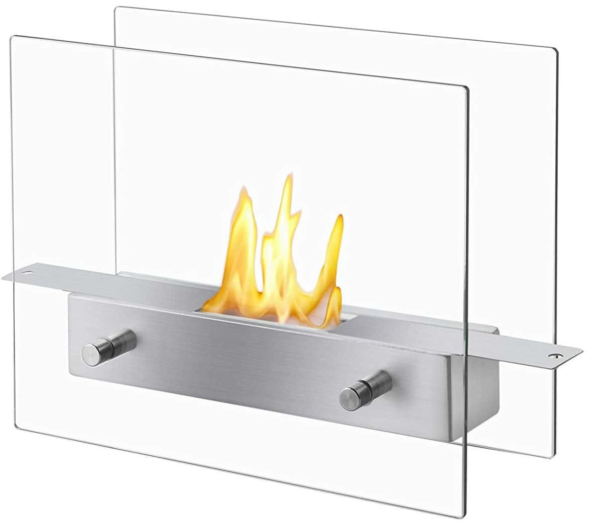Ignis Tab Tabletop Ventless Ethanol Fireplace