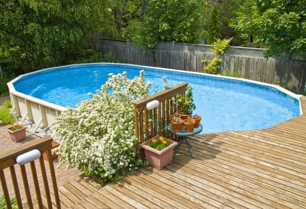 How To Replace An Above Ground Swimming Pool Liner