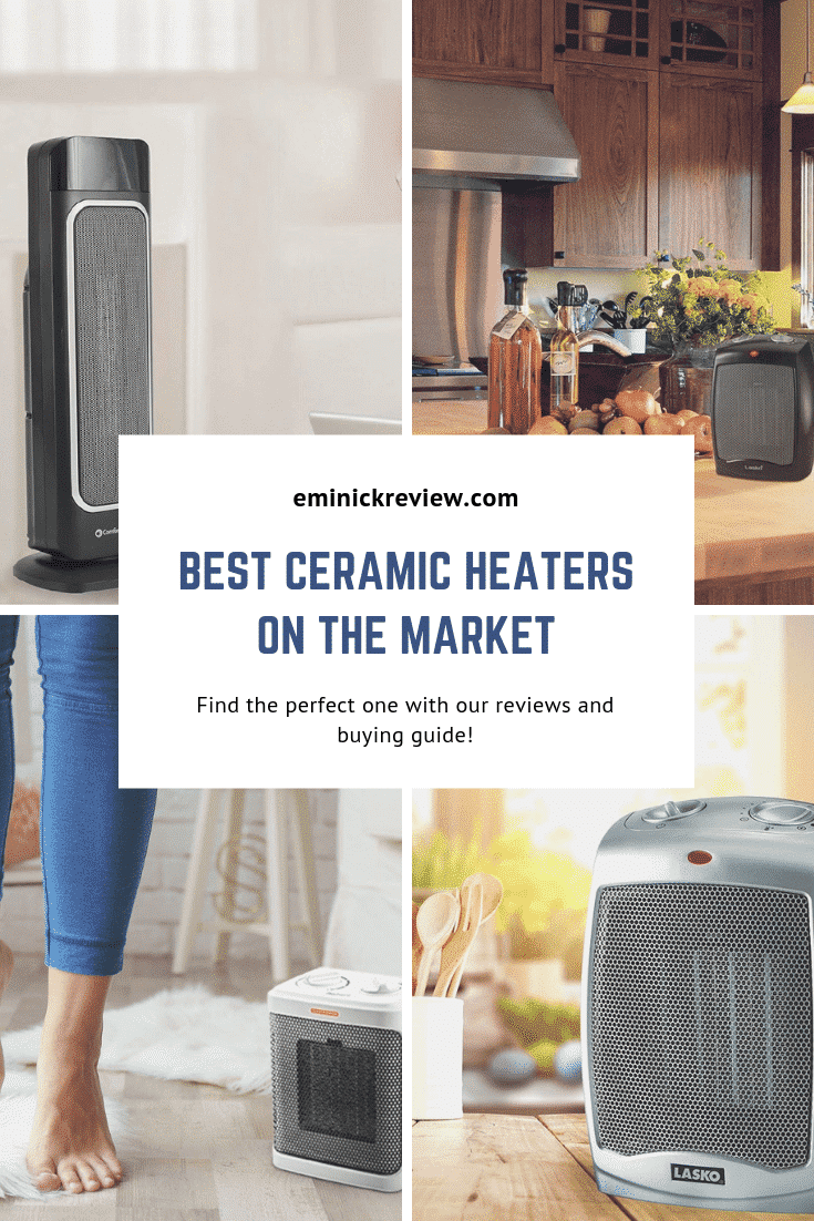 Best Ceramic Heaters On The Market