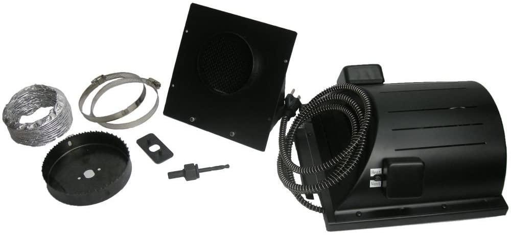 Akoma Heat-N-Breeze Dog House Heater