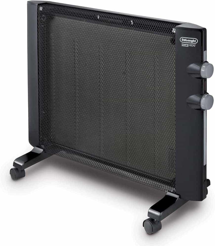 De'Longhi 2 Heat Settings Panel Heater