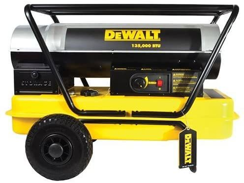 DeWalt DXH135HD Forced Air Torpedo Heater