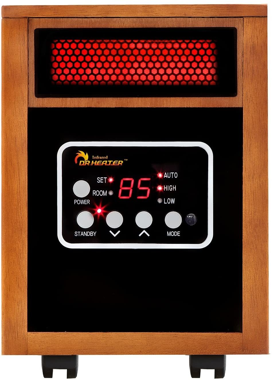 Dr Infrared Heater Portable Basement Space Heater