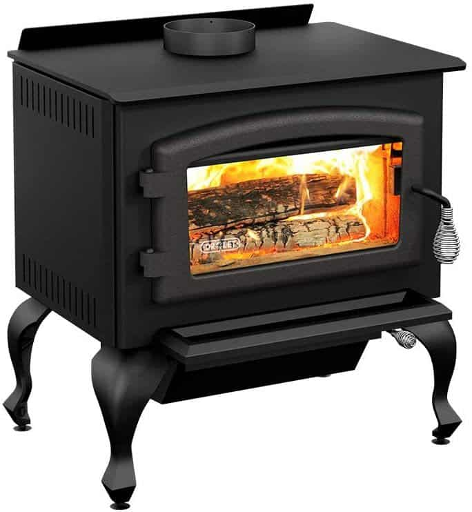 Drolet Columbia Certified Wood Stove