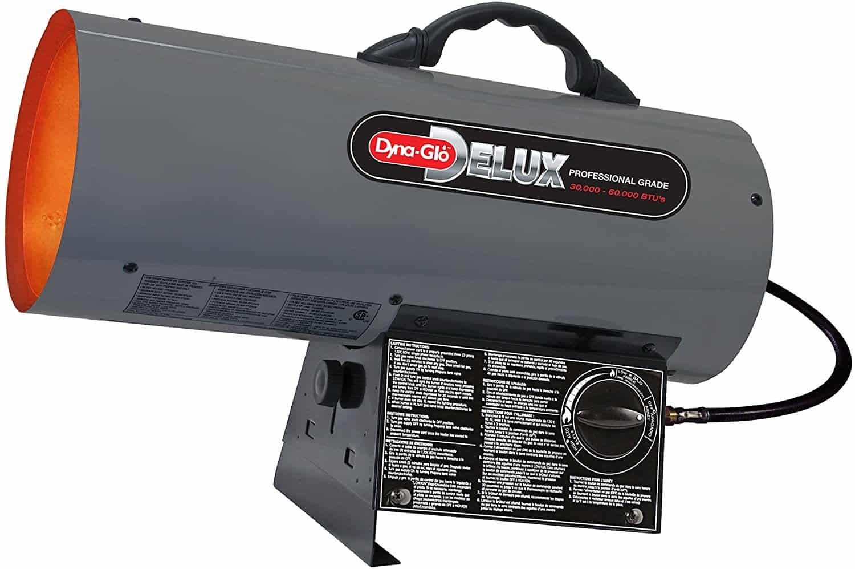 Dyna-Glo RMC-FA60DGD Liquid Propane Torpedo Heater