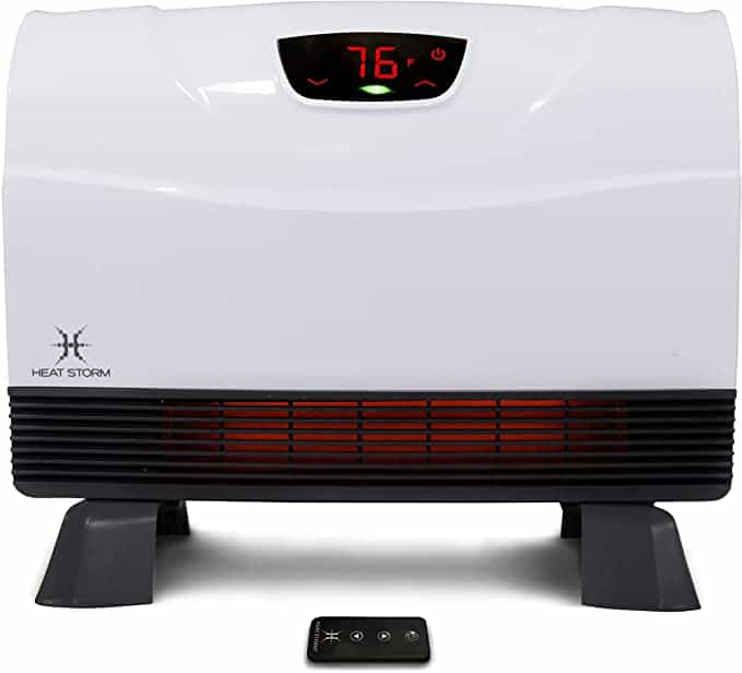 Heat Storm Phoenix Energy Efficient Space Heater