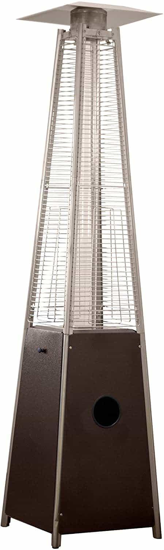 Hiland HLDSO1-WGTHG Pyramid Patio Propane Heater