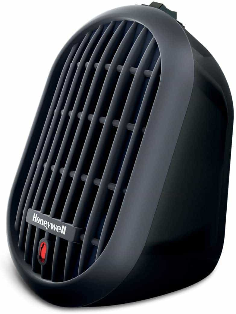 Honeywell HCE100B Energy Efficient Portable Personal Heater