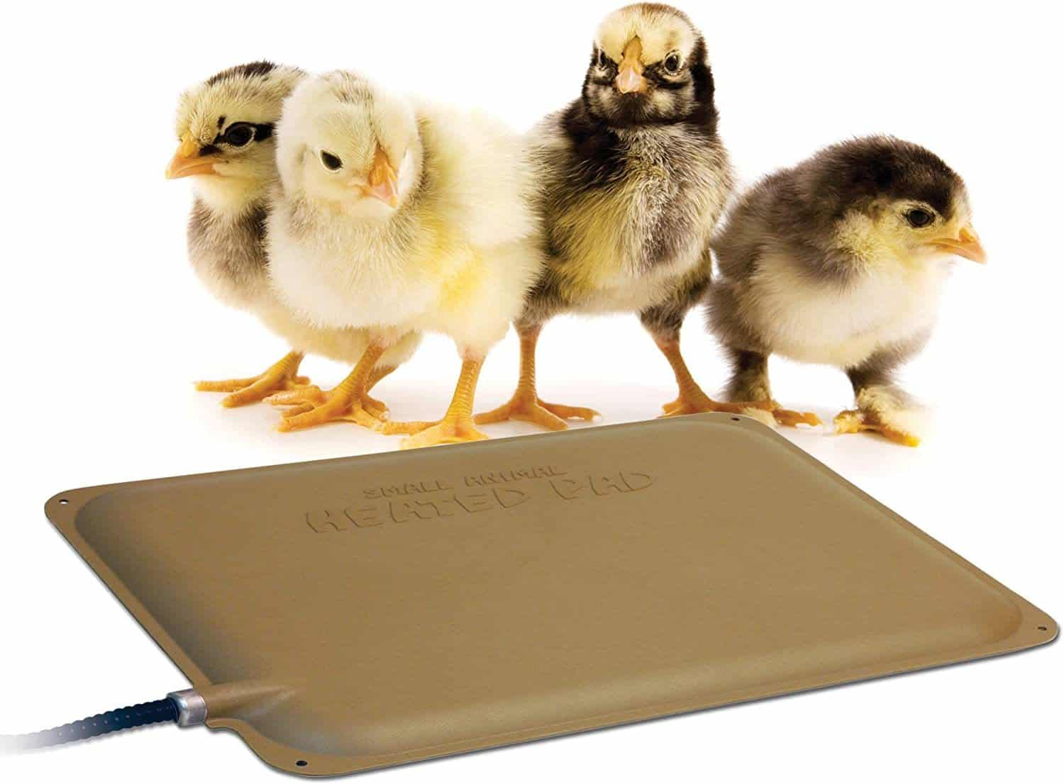 K&H Pet Products Thermo-Peep Heated Pad Tan