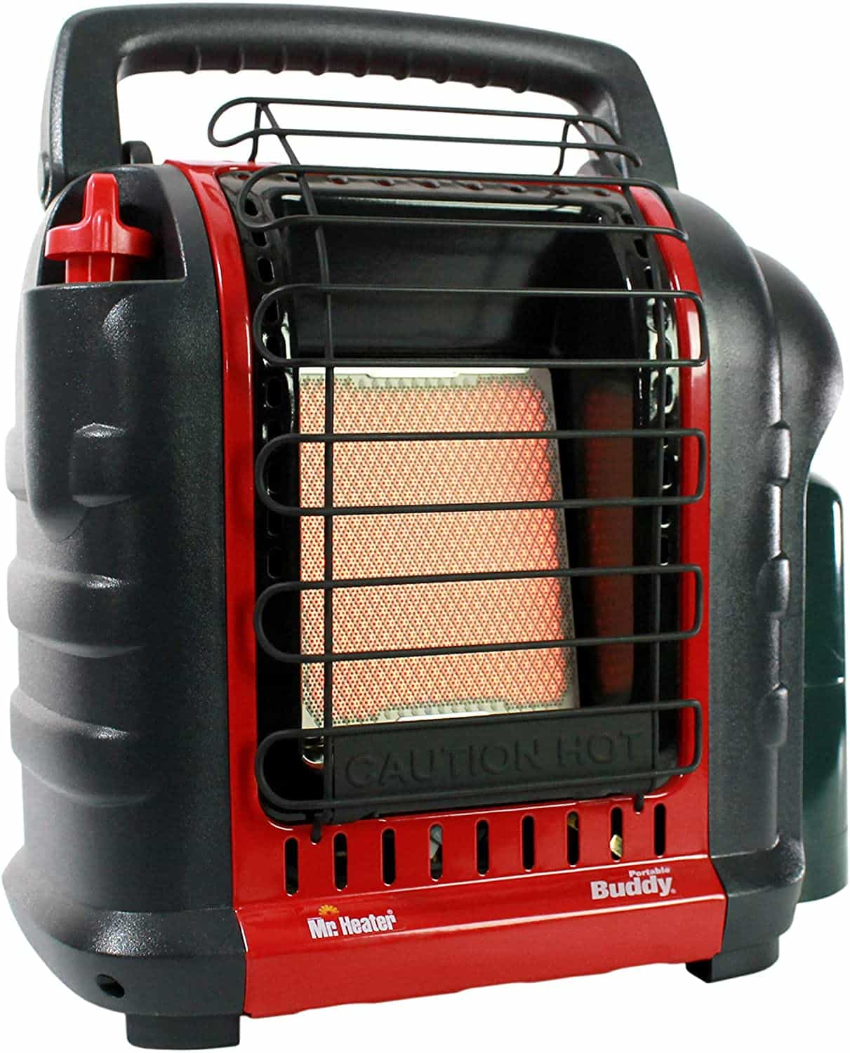 Mr. Heater MH9BX Buddy Indoor-Safe Portable Propane Radiant Heater