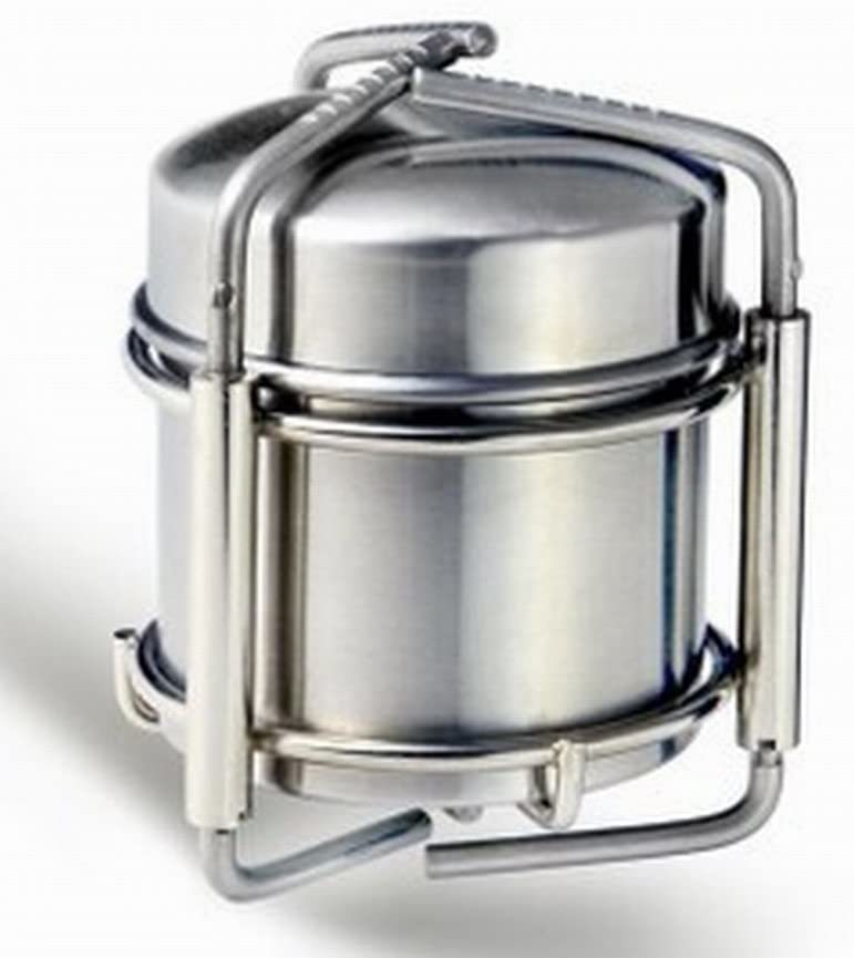 Out-d Stainless Steel Alcohol Stove