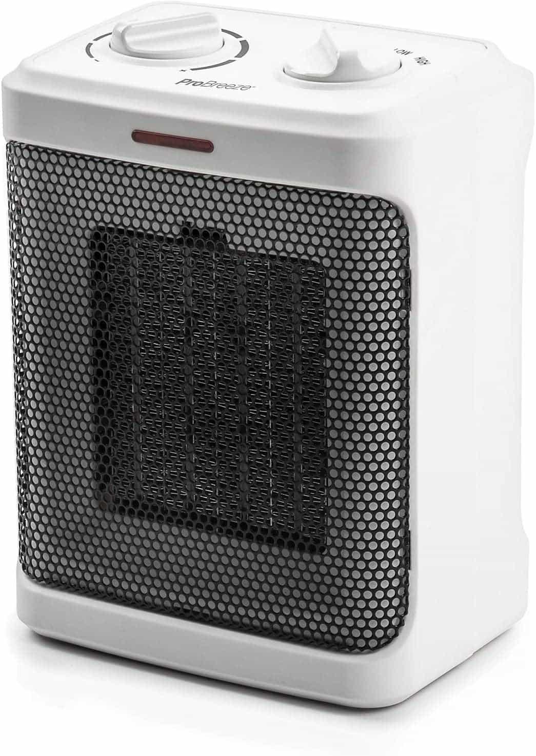 Pro Breeze Energy Saving Under Desk Space Heater