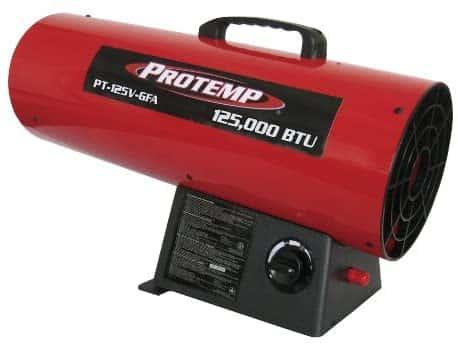 Pro-Temp Propane Torpedo Heater