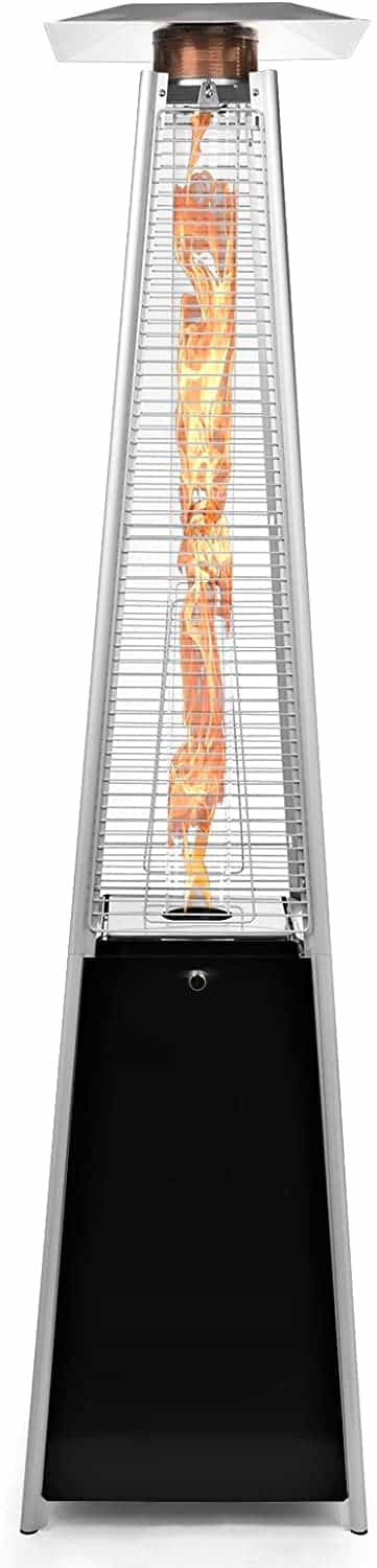 Thermo Tiki Commercial Outdoor Propane Patio Heater