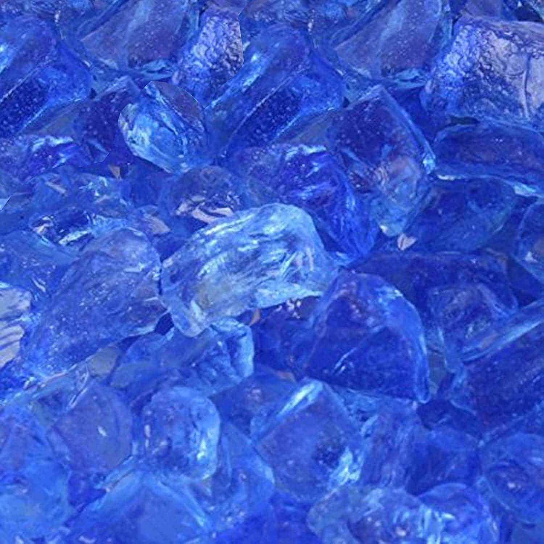 Blue Ridge Brand Sky Blue Fire Glass