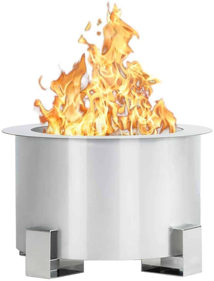Esright Stove Bonfire Fire Pit