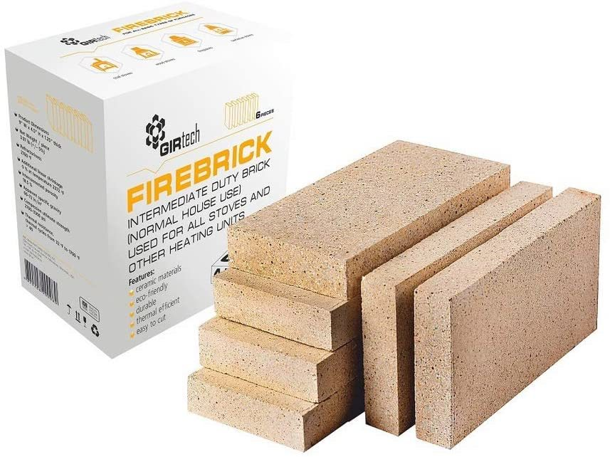 GIRTech Heavy Duty Fire Brick