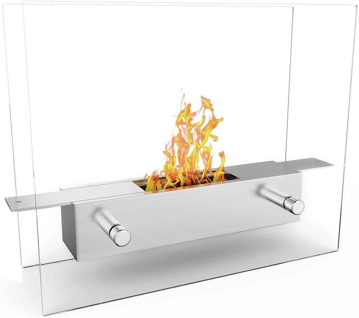 Regal Flame Indoor Outdoor Lyon Bio Ethanol Tabletop Fireplace