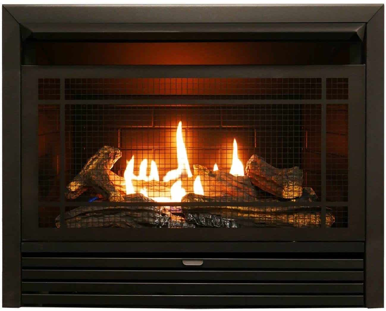 Duluth Forge Ventless Gas Fireplace Insert