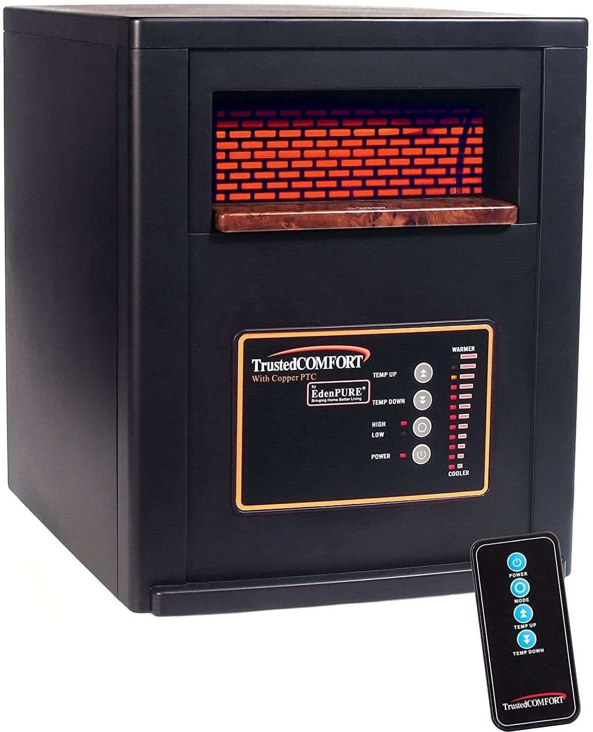 EdenPURE A5551b Trusted Comfort Heater