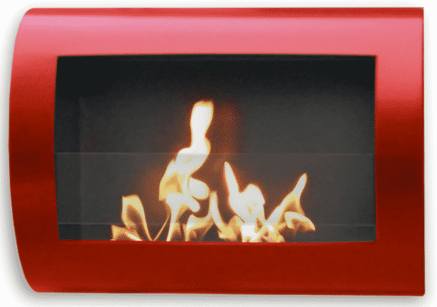 Chelsea Wall Mount Fireplace by Anywhere Fireplace