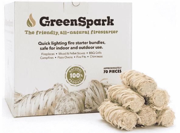 GreenSpark Fire Starter Bundles