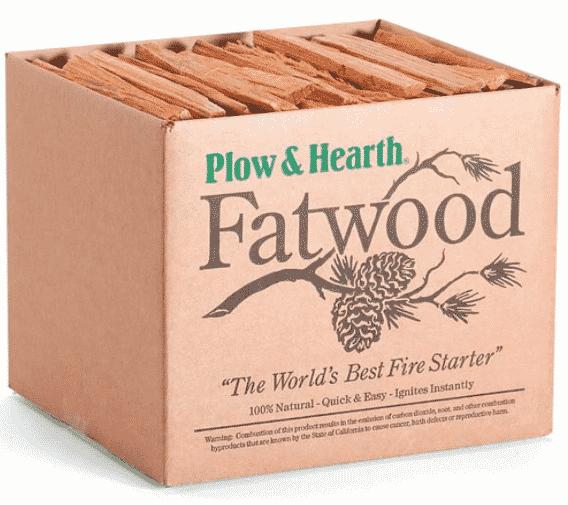 Plow & Hearth Fire Starter