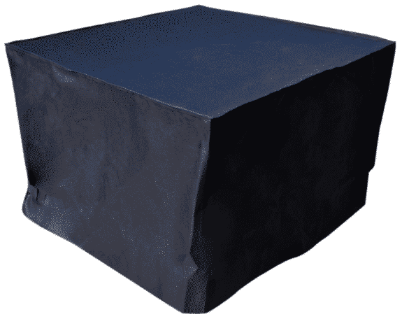 Quickflame Square Gas Firepit Cover