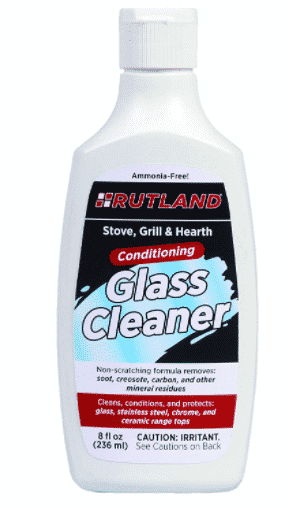 Rutland Products Hearth and Grill Conditioning Glass Cleaner