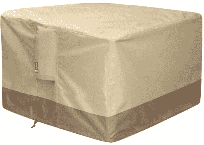 SheeChung square Gas Fire Pit Cover
