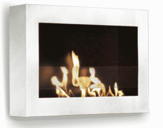 SoHo Wall Mount Fireplace by Anywhere Fireplace