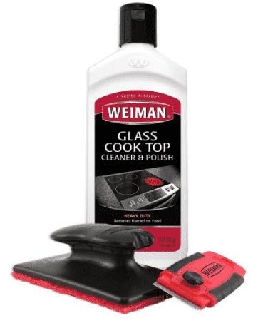 Weiman Cooktop Cleaner Kit