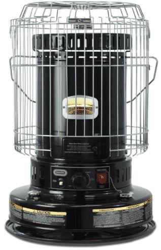 Dyna-Glo WK24BK Indoor Kerosene Convection Heater
